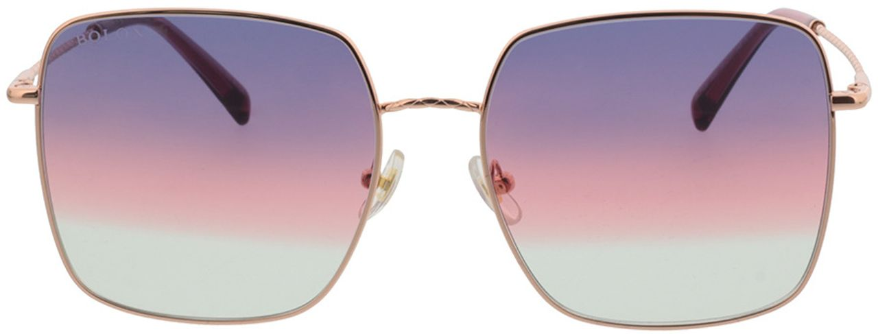 Picture of glasses model Bolon BL7126 A30 58-17 in angle 0