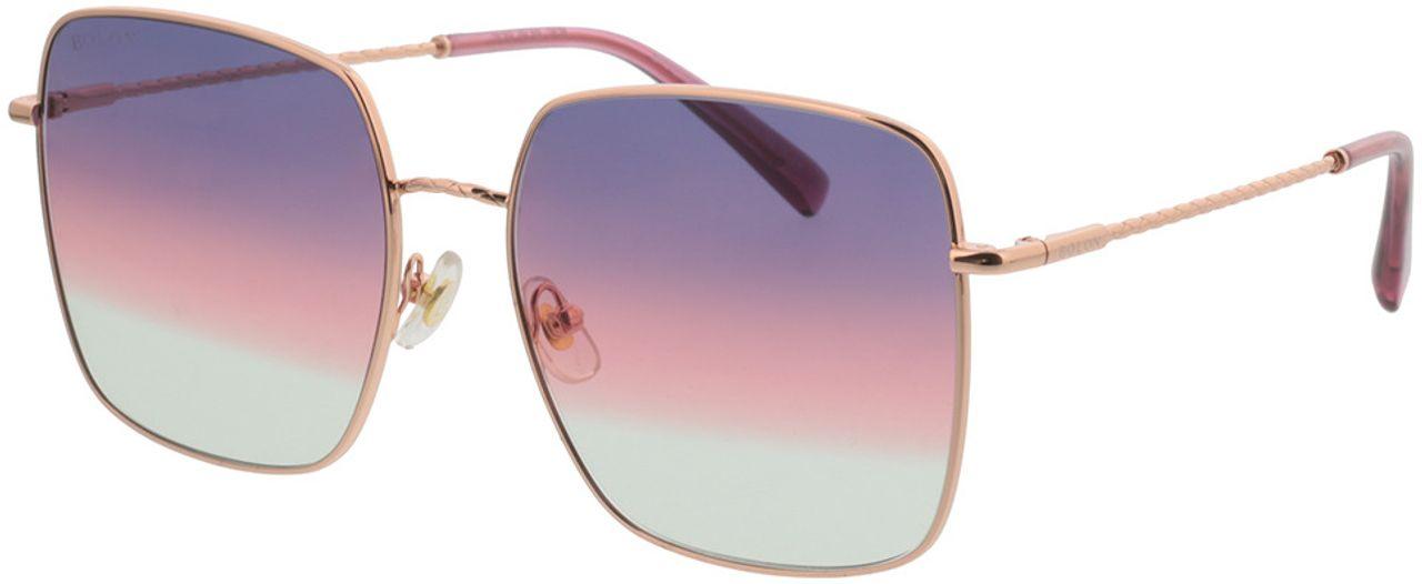 Picture of glasses model Bolon BL7126 A30 58-17 in angle 330