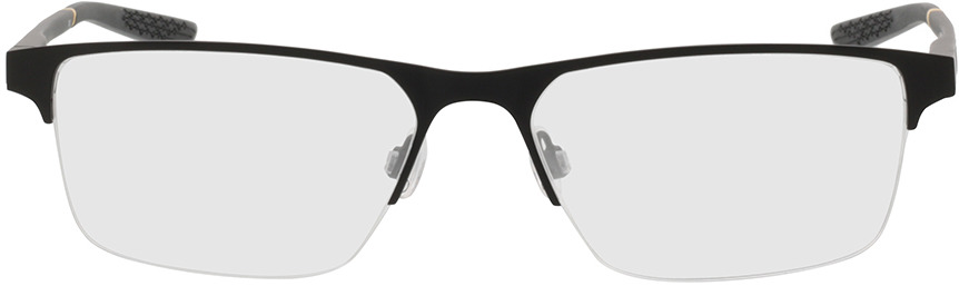 Picture of glasses model Nike NIKE 8045 002 57-17 in angle 0