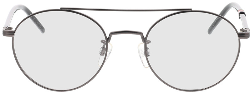 Picture of glasses model Tommy Hilfiger TH 1738/G R80 52-21 in angle 0