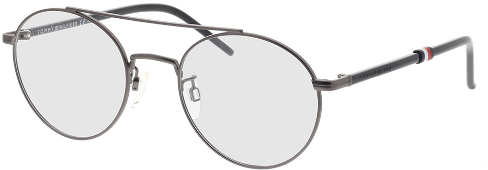 Picture of glasses model Tommy Hilfiger TH 1738/G R80 52-21 in angle 330