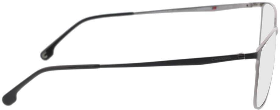 Picture of glasses model Carrera CARRERA 8858 807 56-17 in angle 90