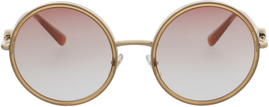 Picture of glasses model Versace VE2229 12520P 56 in angle 0