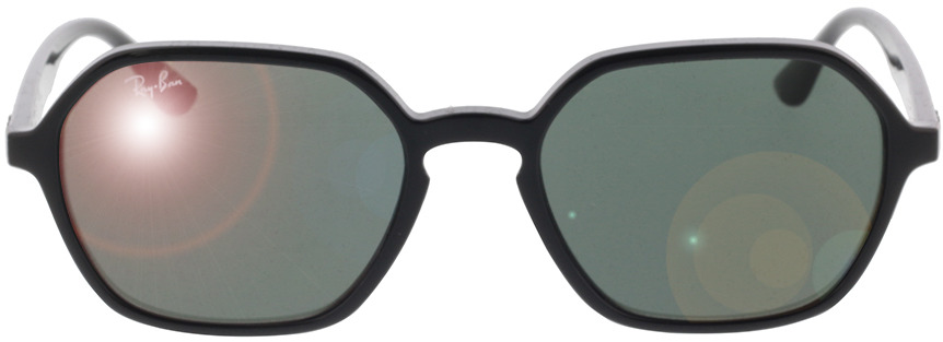 Picture of glasses model Ray-Ban RB4361 601/71 52-18 in angle 0