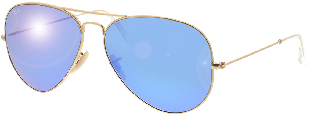 Picture of glasses model Ray-Ban Aviator Large Metal RB3025 112/17 62-14