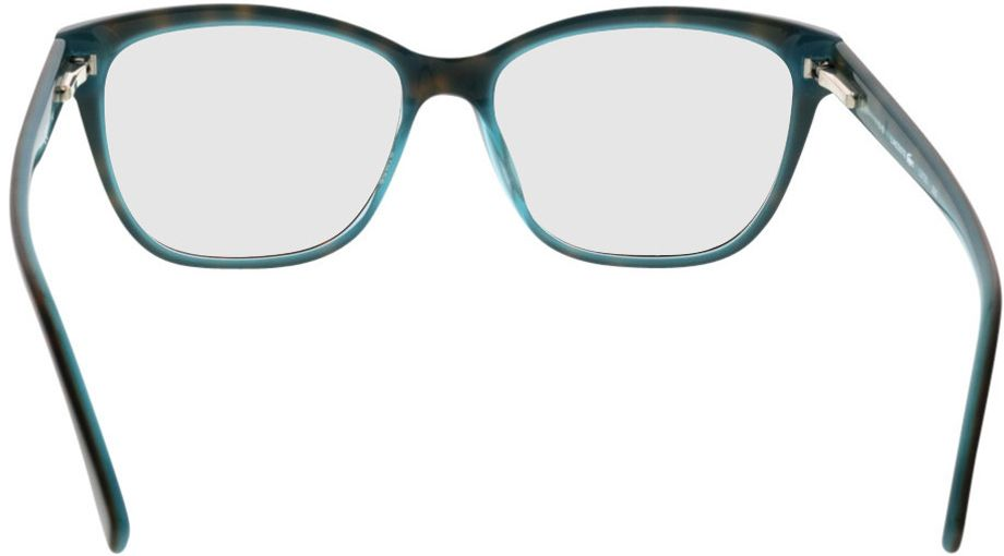 Picture of glasses model Lacoste L2723 220 53-15 in angle 180