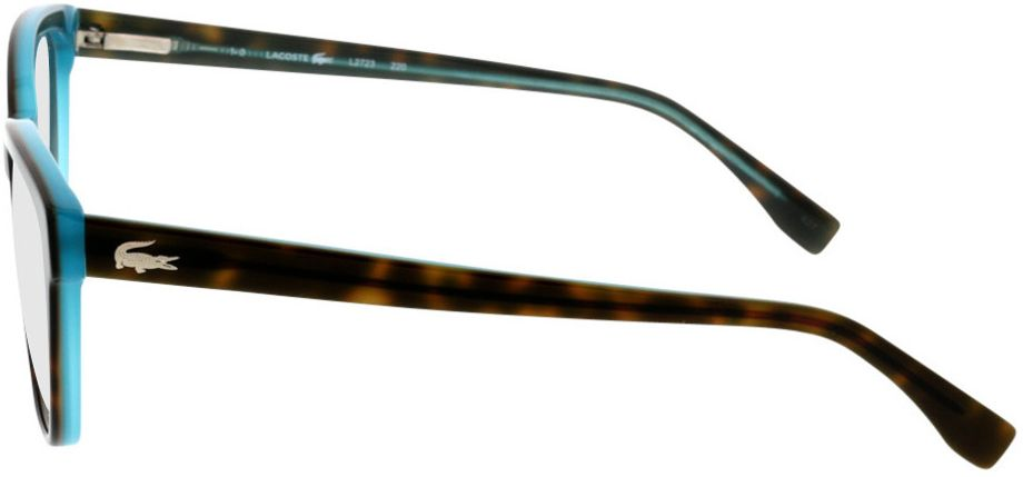 Picture of glasses model Lacoste L2723 220 53-15 in angle 270