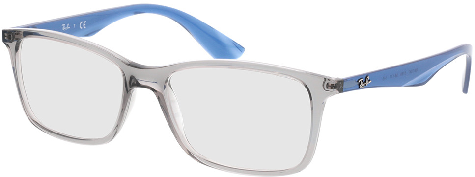 Picture of glasses model Ray-Ban RX7047 5769 56-17 in angle 330