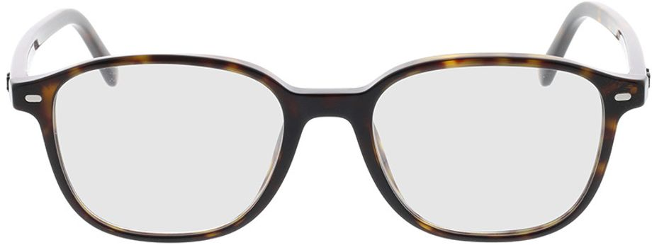Picture of glasses model Ray-Ban RX5393 2012 49-17 in angle 0