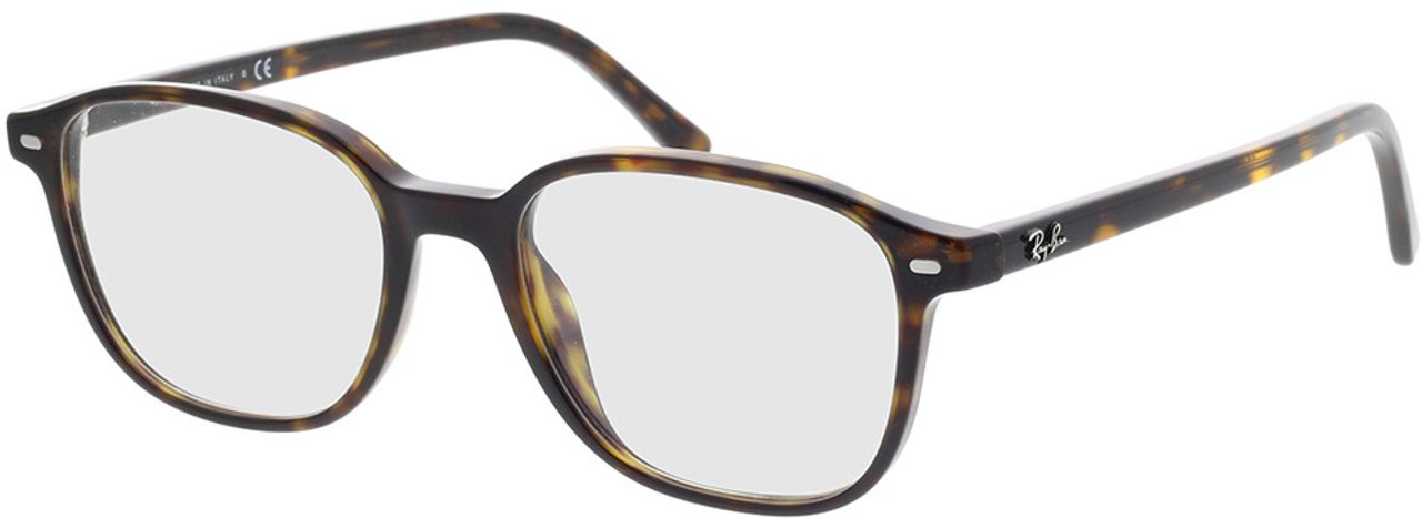 Picture of glasses model Ray-Ban RX5393 2012 49-17 in angle 330
