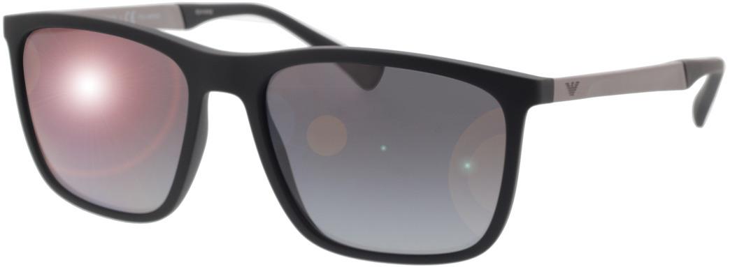 Picture of glasses model Emporio Armani EA4150 5001T3 59-18 in angle 330