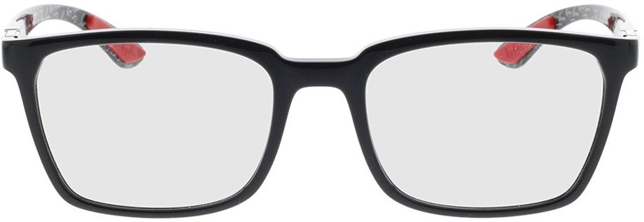 Picture of glasses model Ray-Ban RX8906 2000 54-19 in angle 0