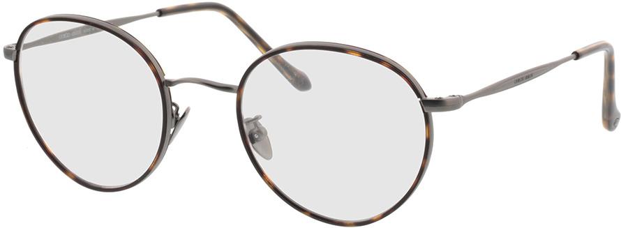 Picture of glasses model Giorgio Armani AR5083J 3003 50-22 in angle 330