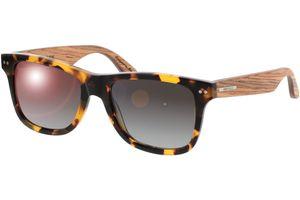 Sunglasses Plassenburg zebrano/havana 53-18
