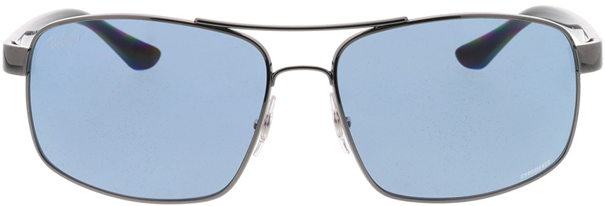 Picture of glasses model Ray-Ban RB3604CH 004/BA 62-15 in angle 0