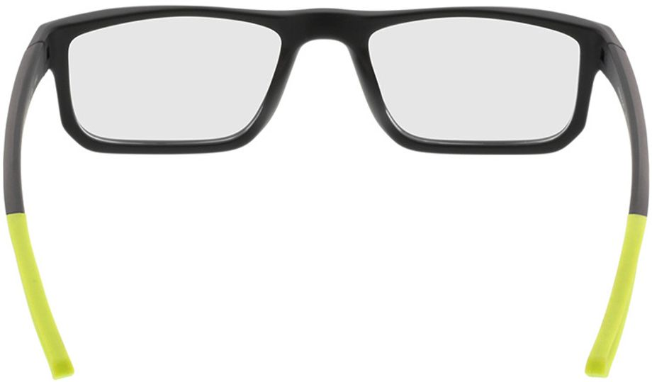 Picture of glasses model Baltimore-black-green in angle 180