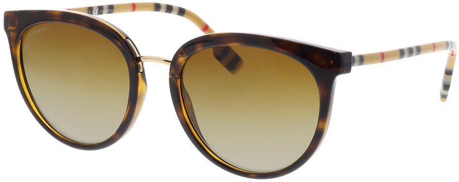 Picture of glasses model Burberry BE4316 3854T5 54-19