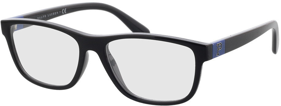 Picture of glasses model Polo Ralph Lauren PH2235 5001 55-16 in angle 330