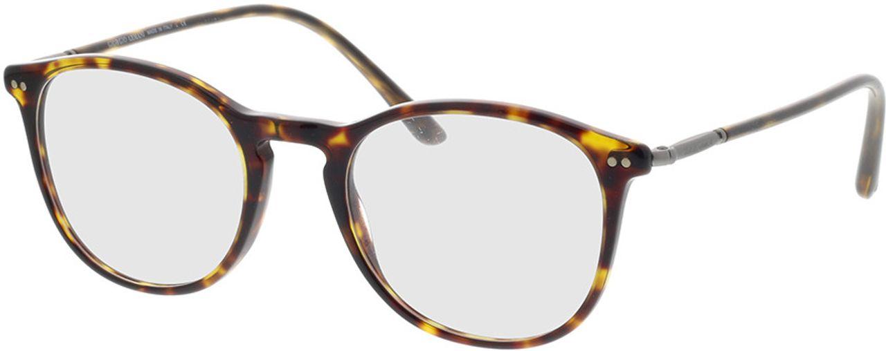 Picture of glasses model Giorgio Armani AR7125 5026 50-20 in angle 330