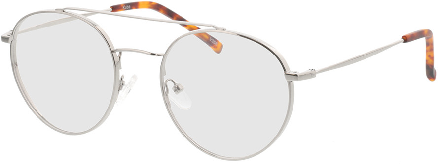 Picture of glasses model Kuba-silber in angle 330