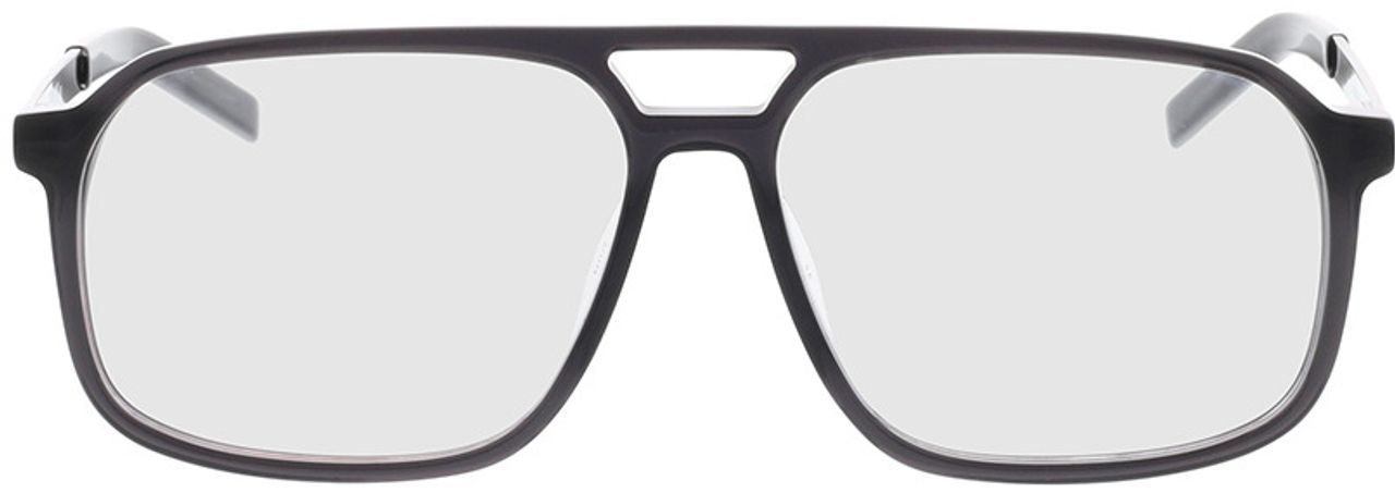 Picture of glasses model Hugo HG 1092 KB7 57-14 in angle 0