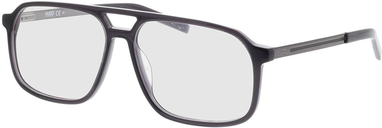 Picture of glasses model Hugo HG 1092 KB7 57-14 in angle 330