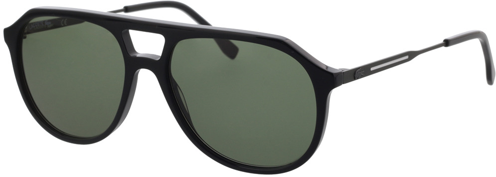 Picture of glasses model Lacoste L946S 001 57-16 in angle 330
