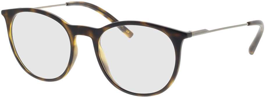 Picture of glasses model Dolce&Gabbana DG5031 1935 51-19 in angle 330