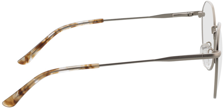 Picture of glasses model Mabel-silber in angle 90