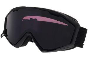 Skibrille PANOMA S MAG black matt Quattroflex / S black