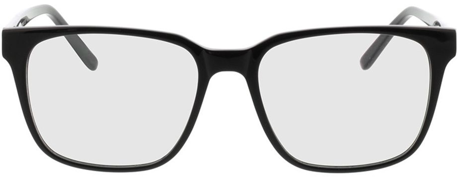 Picture of glasses model Woodstock-schwarz in angle 0