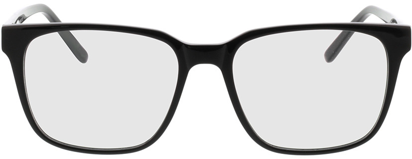 Picture of glasses model Woodstock zwart in angle 0