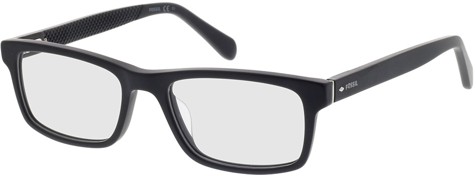 Picture of glasses model Fossil FOS 7061 003 51-18 in angle 330
