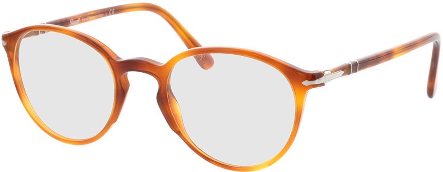 Picture of glasses model Persol PO3218V 96 51-21 in angle 330