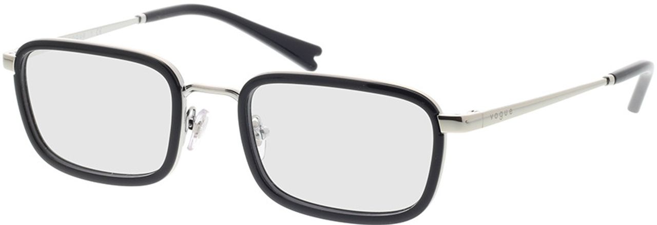 Picture of glasses model Vogue VO4166 323 49-19 in angle 330