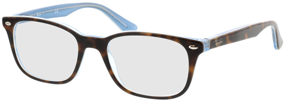 Picture of glasses model Ray-Ban RX5375 5883 51-18 in angle 330