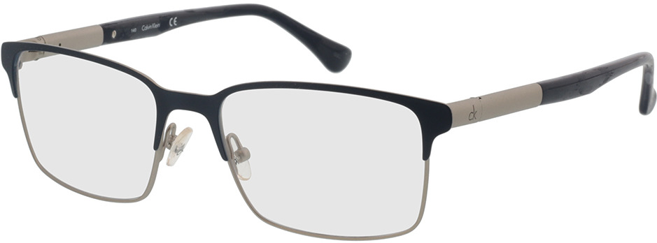 Picture of glasses model Calvin Klein CK5409 412 53-17 in angle 330