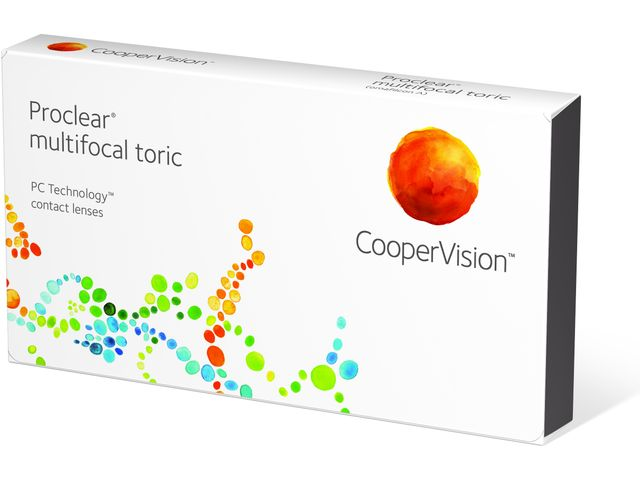 Proclear Multifocal Toric XR 6er Box (D)