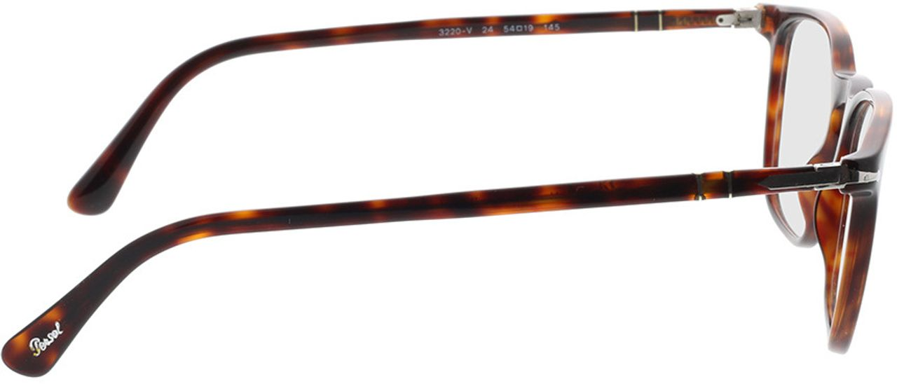 Picture of glasses model Persol PO3220V 24 54-19 in angle 90