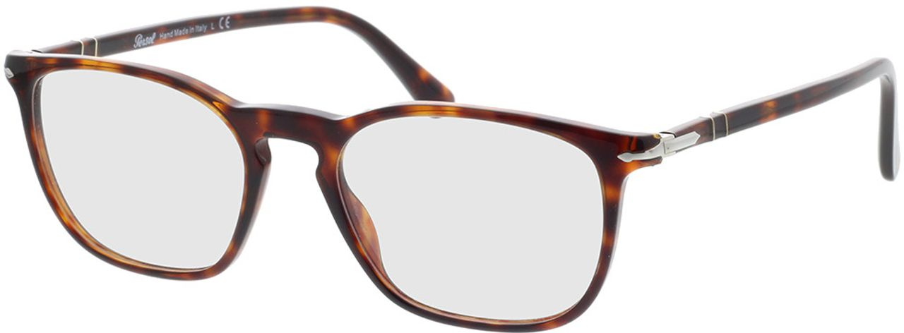 Picture of glasses model Persol PO3220V 24 54-19 in angle 330
