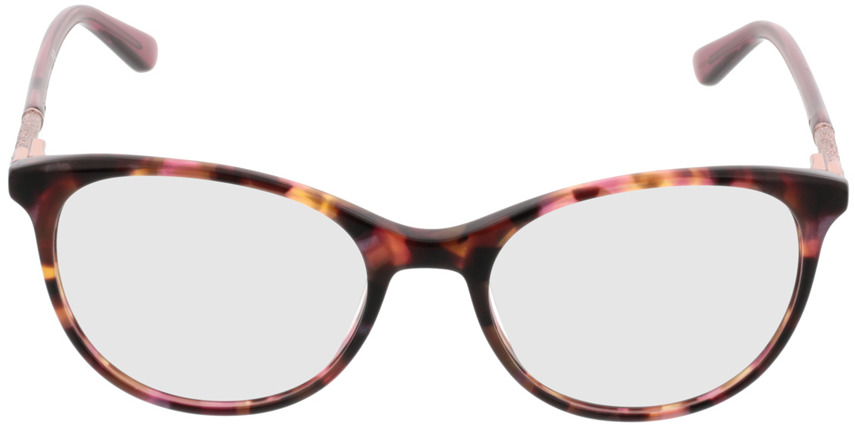 Picture of glasses model Guess GU2657/V 071 52-18 in angle 0