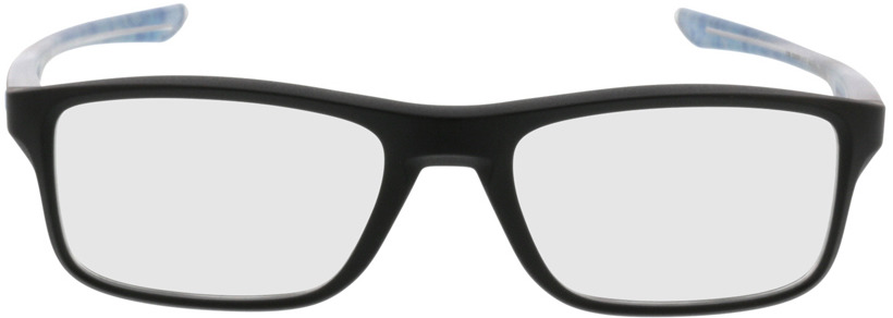 Picture of glasses model Oakley Plank 2.0 OX8081 01 53-18 in angle 0