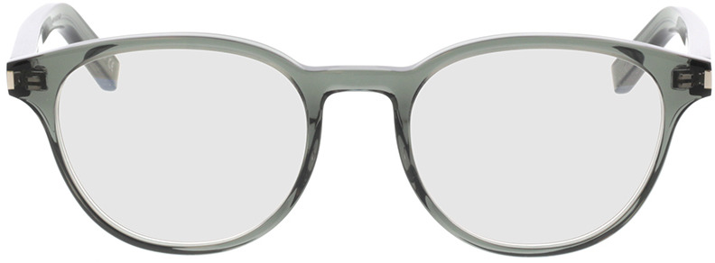 Picture of glasses model Saint Laurent CLASSIC 10-016 50-19 in angle 0