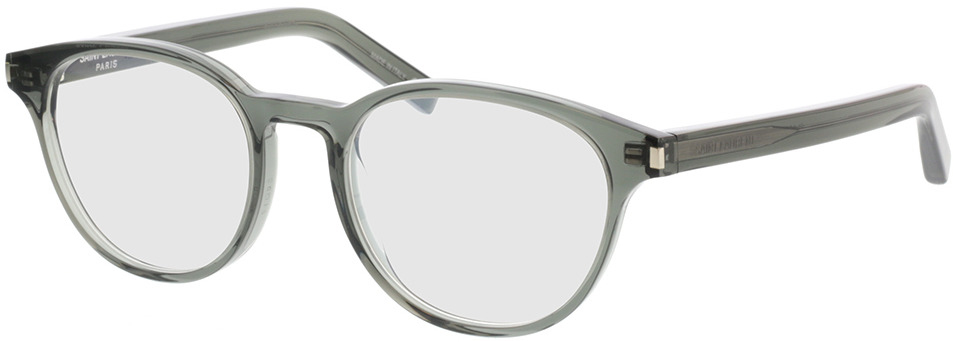 Picture of glasses model Saint Laurent CLASSIC 10-016 50-19 in angle 330