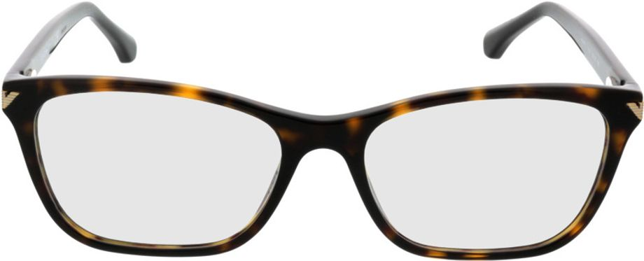Picture of glasses model Emporio Armani EA3073 5026 54-16 in angle 0