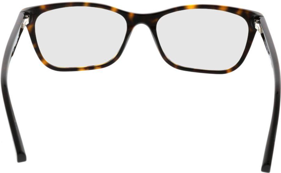 Picture of glasses model Emporio Armani EA3073 5026 54-16 in angle 180
