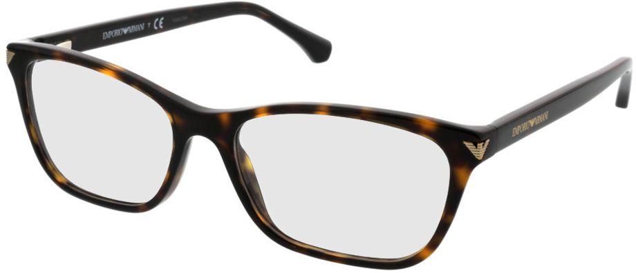 Picture of glasses model Emporio Armani EA3073 5026 54-16 in angle 330