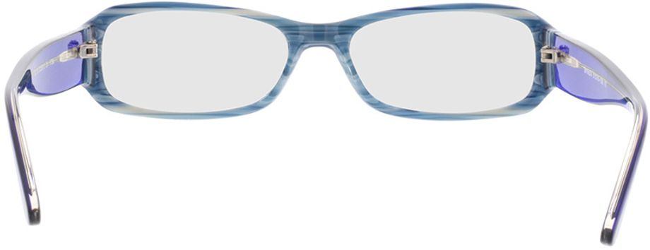Picture of glasses model Bagheria-blue in angle 180