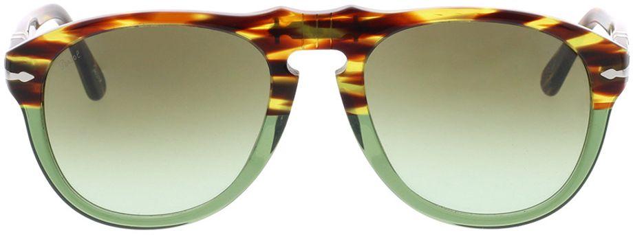 Picture of glasses model Persol PO0649 1122A6 54-20 in angle 0