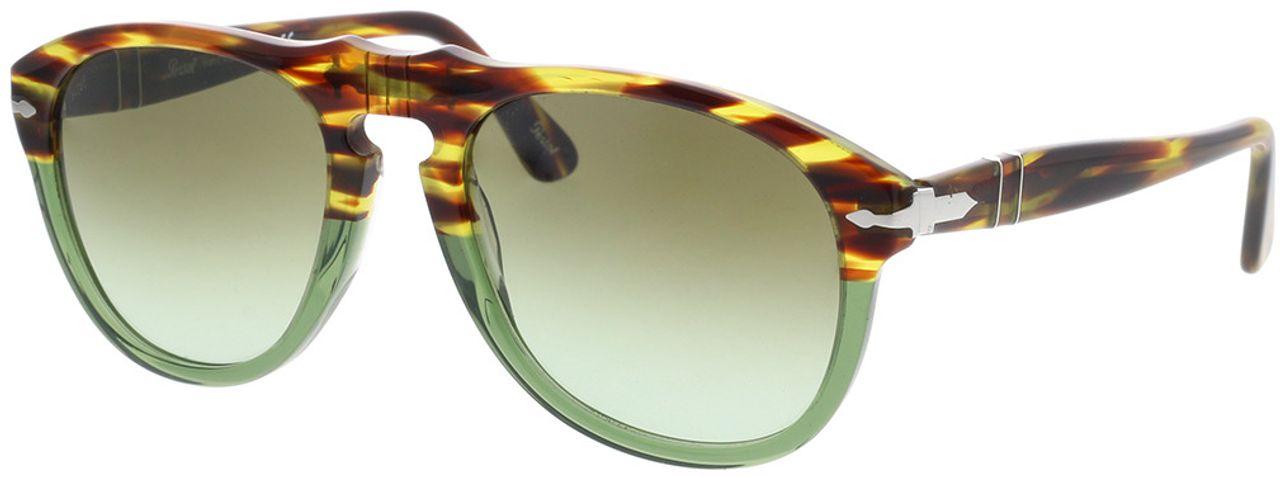 Picture of glasses model Persol PO0649 1122A6 54-20 in angle 330